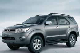 Toyota Fortuner Hd Wallpaper with 1152x768 Resolution 1073