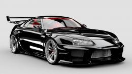 Toyota Supra HD Wallpaper 4 1940