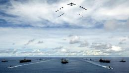 US Military Air Force Navy Army Formation Photo 1421