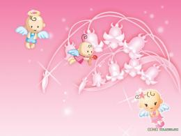 wallpaper, these cute little Cupids will help you celebrate Valentine 1613