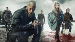 Vikings Season 3 2015 Wallpaper 1491