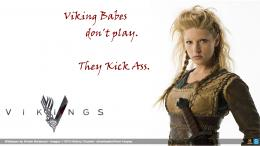 VikingsTV SeriesViking Babes Wallpaper 825