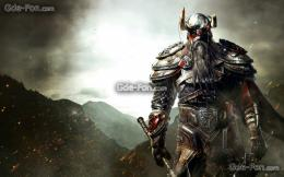 Download wallpaper viking, armor, sword, ax free desktop wallpaper in 394