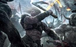 Viking, Battle for Asgard wallpaper 1806