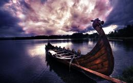 Viking Boat Wallpaper 2560x16002560х1600 907
