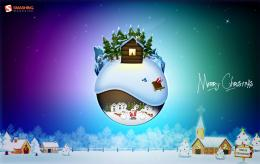 1280x800 Christmas Winter desktop PC and Mac wallpaper 286