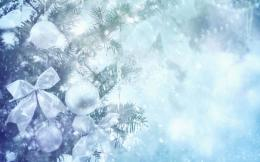 christmas, ornaments, winter, background, white, holiday, wallpapers 1724