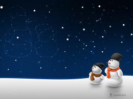 Best Free Christmas Background HD 1834