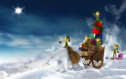 Winter Christmas Wallpapers 1696