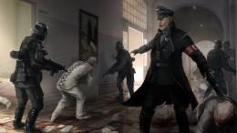 wolfenstein the new order game art hd 1080p 1920x1080 wallpaper and 272