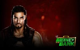 Roman Reigns WWE Money in the Bank 2014 Wrestler HD Wallpaper 390