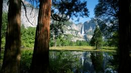 Mirrored,%20Upper%20Yosemite%20Falls,%20Yosemite%20National%20Park 1688