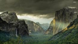 Yosemite National Park wallpaper 323