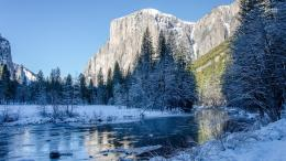 Yosemite National Park wallpaper 1366x768 1058