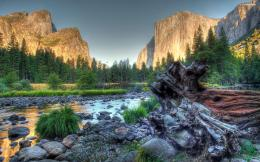 Yosemite National Park wallpaper 705