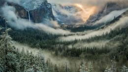 Yosemite National Park Wallpaper 1020