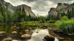 Yosemite National Park wallpaper 1366x768 1571