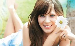 Zooey Deschanel Zooey Deschanel Widescreen Wallpaper 558