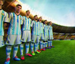 Argentina National Football Team 2014 Wallpaprs 1626