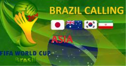 2014 FIFA World Cup Teams Asia by italianvolcano 268
