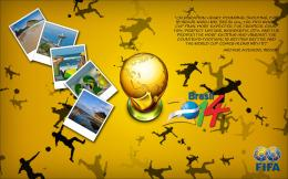 Fifa World Cup 2014 Wallpaper 1596