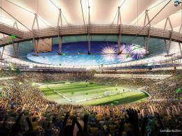 FIFA World Cup 2014 Stadium 555