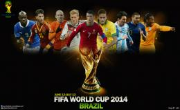 FIFA World Cup 2014 Wallpaper by jafarjeef 910