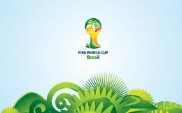 FIFA world cup Brazil 2014 Logo Wallpaper HD 656