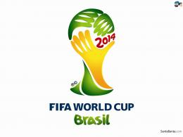 FIFA World Cup 2014 Logo 1157