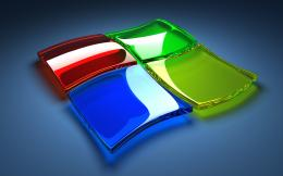 3D Windows 7 wallpaper 803