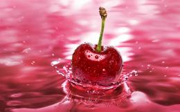 HD fresh Apple 3D Wallpaper 1487