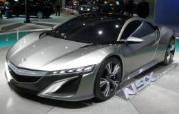 Download 2016 Acura nsx HD desktop wallpapersWe select the best 1560