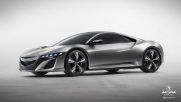 Acura, NSX, Concept Cars, Coupe 718