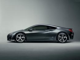 2013 Acura NSX Concept Wallpapers 1787