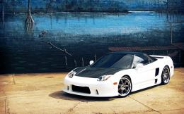 Cars honda nsx tuning acura nsx jdm wallpaper background 1050