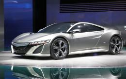 New Acura Nsx Concept MGM car Wallpapers 1035