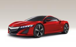 2015 Acura nsx Concept Car Wallpaper For Desktop 148