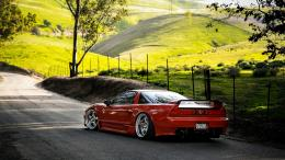 car, wallpapers, acura, nsx, jdm, tuning, red, automobile, desktop 808