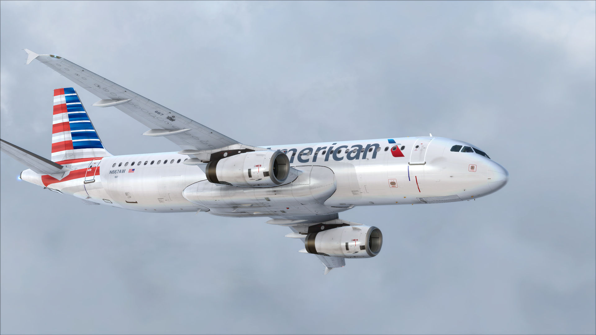 American Airlines Wallpapers 448