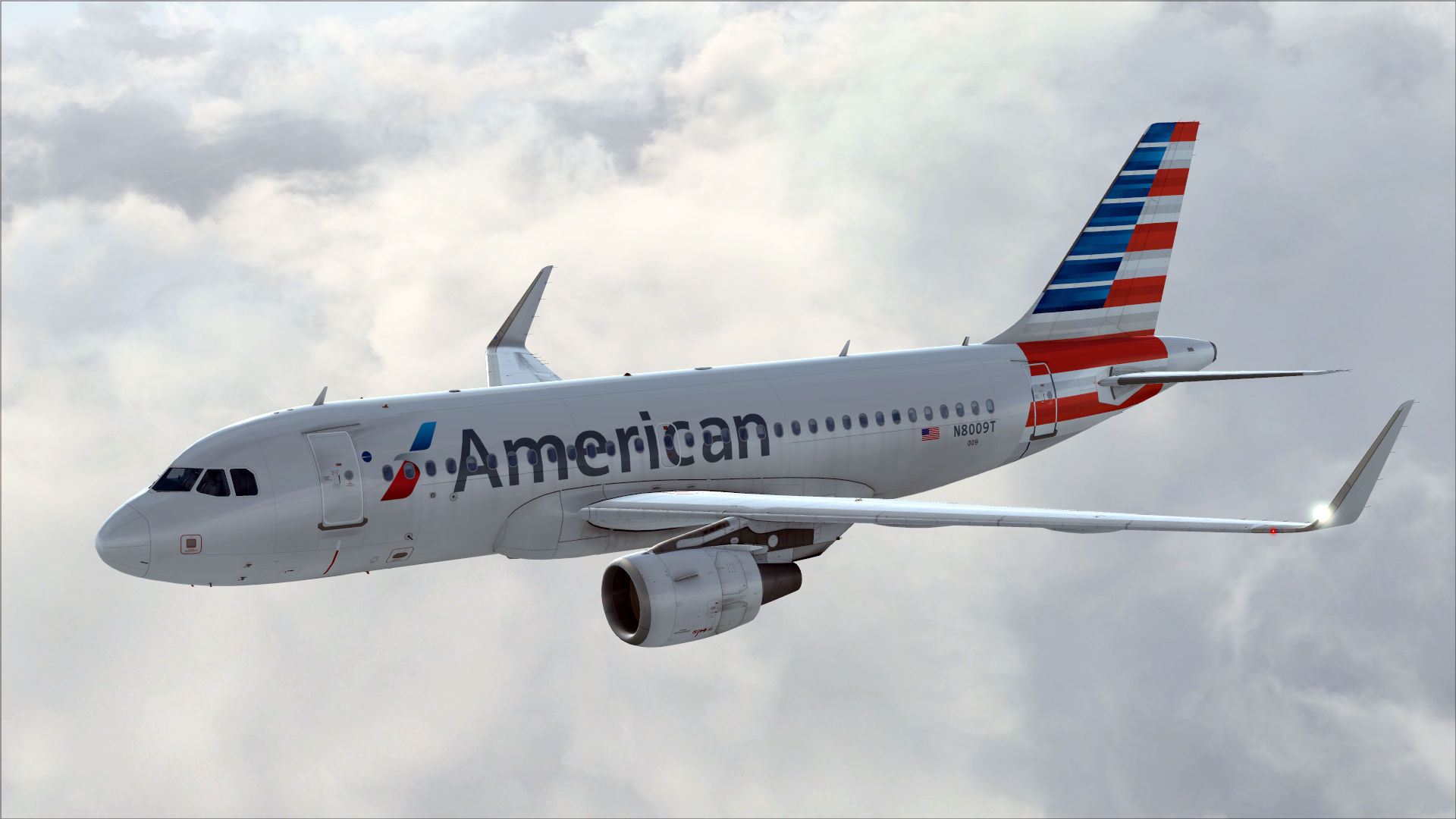 American Airlines Wallpapers 1145