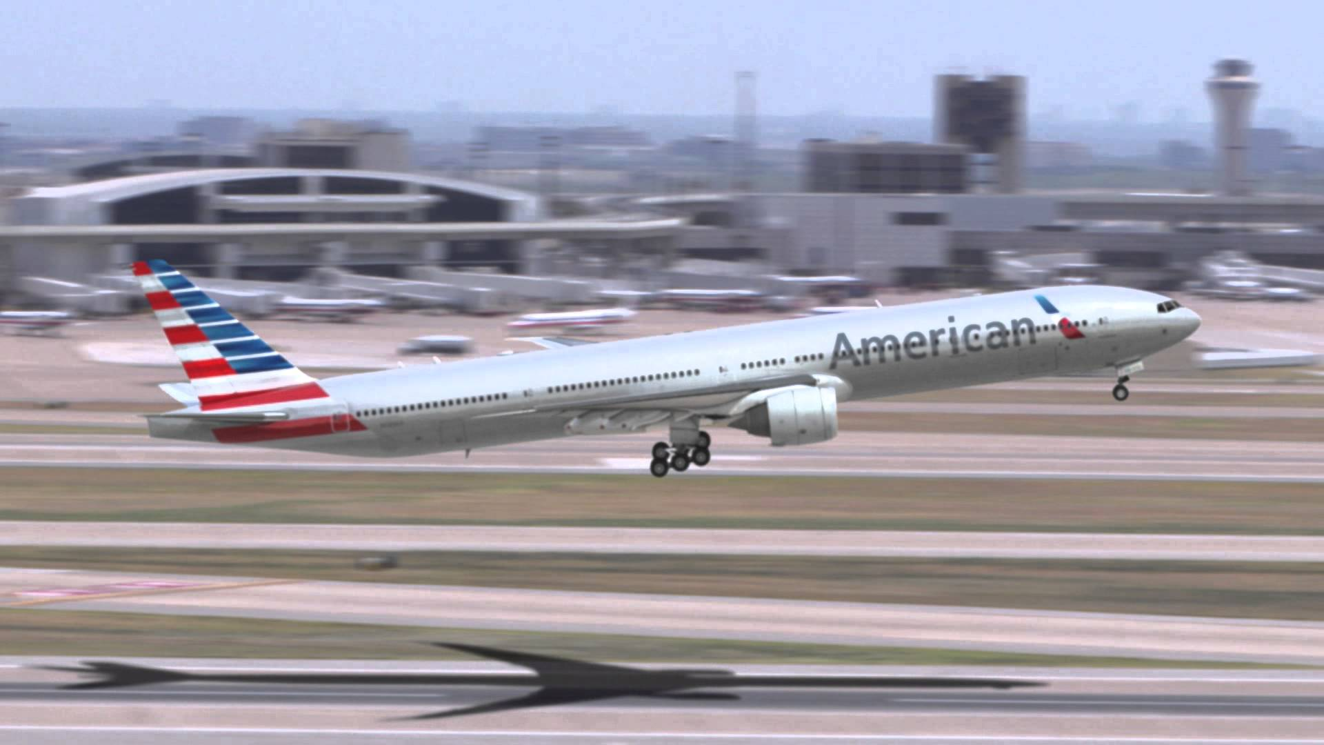 American Airlines Wallpapers 1399