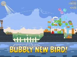 Angry Birds Bubbly New Bird! 915