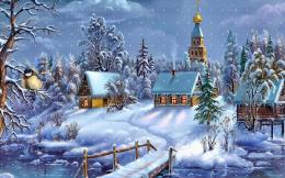 Christmas Animated Wallpaper 428