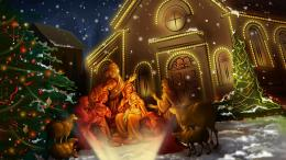 animated christmas high definition wallpapers cool desktop widescreen 1134