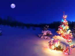 animated christmas high definition wallpapers cool widescreen desktop 724