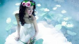 asian, girls, wedding, bride, celebration 1161