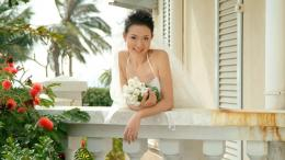 asian, girls, wedding, bride, celebration 536