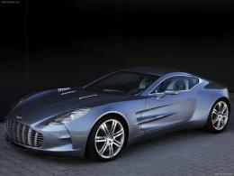 Car Wallpapers : Aston Martin One 77 Wallpapers 1664