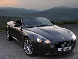 Aston Martin DB9 Volante 2010–2012 wallpaper 1777