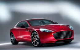 Download 2014 Aston Martin Rapid S HD Widescreen car wallpaperThis 1001